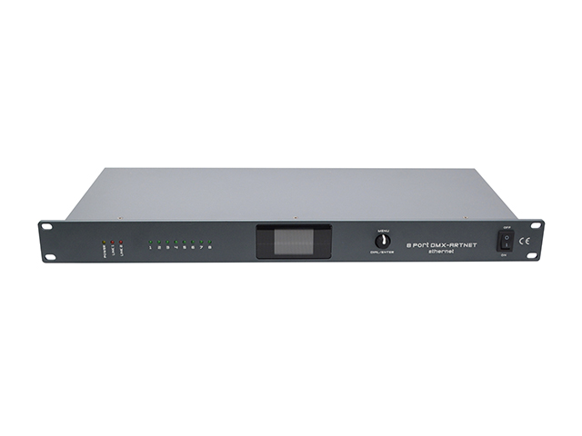 1358-8 Port DMX-ARTNET Ethernet